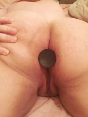amateur photo [F]ull up with my favourite toy!