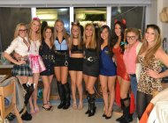 Girls Night Out Halloween Edition