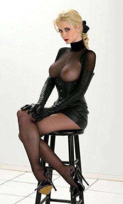 Busty mistress Porn Photo