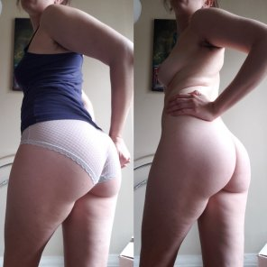 amateur photo Cute Butt, On/Off