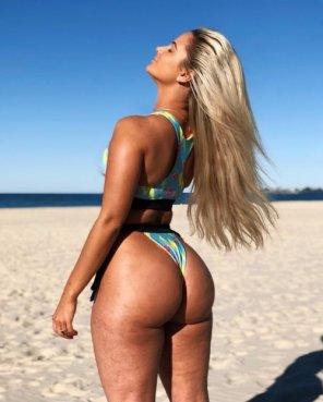 amateur photo At the beach...
