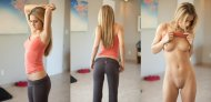amateur photo Yoga Attire