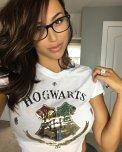 amateur photo Hogwarts