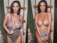Stacey Poole - Leopard Bodysuit