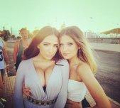 amateur photo Nice cleavage