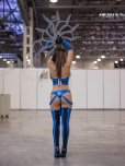 amateur photo Dats Kitana from Mortal Kombat