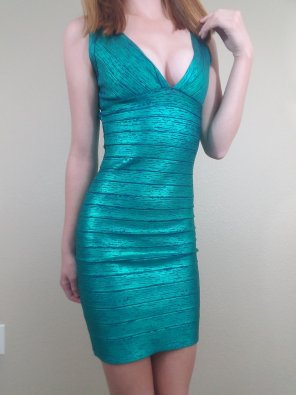 amateur photo My New Dress