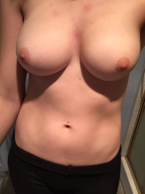 amateur photo I've Got Pretty Big Boobs, For More Add Me SC: jennymartin99