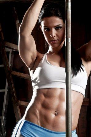 amateur photo Fitness Model