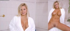 amateur photo Lose the robe