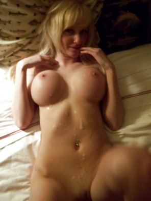 amateur photo Fresh fucked milf