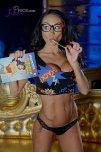 amateur photo Wonder Woman fan