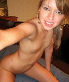 amateur photo Cute selfie
