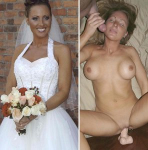 amateur photo Hot Bride [On/Off]