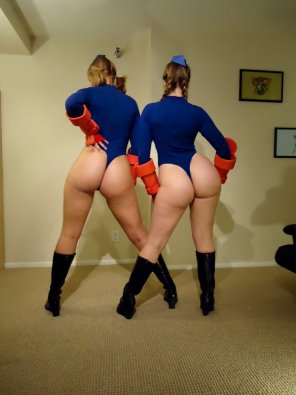 amateur photo big booty cosplayers