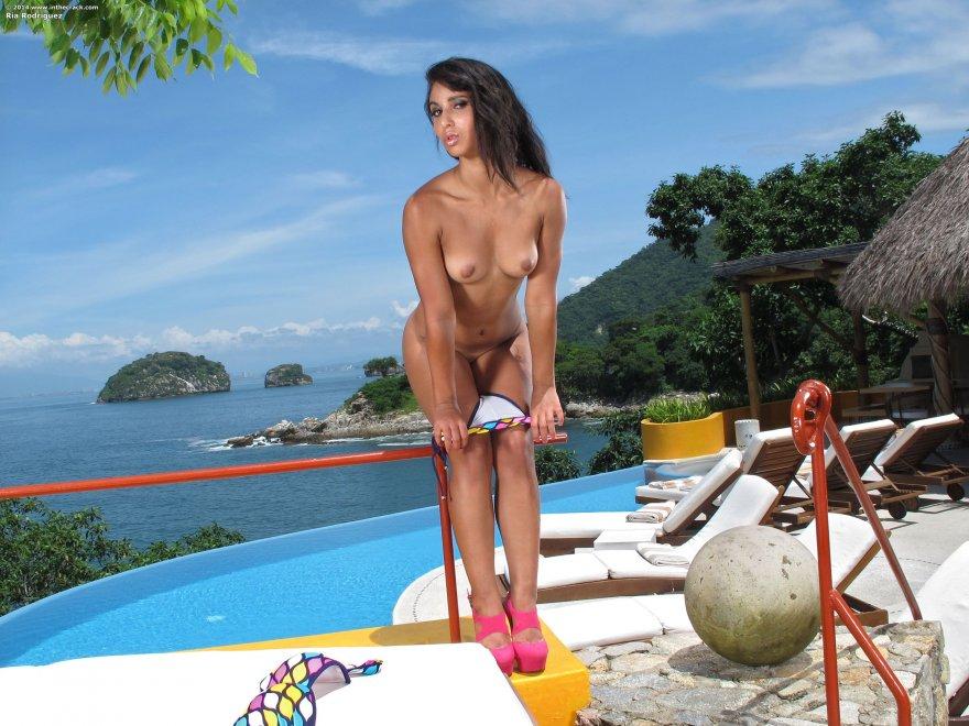 Ria Rodriguez Porn Photo