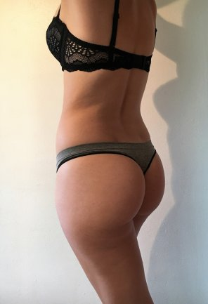 amateur photo Been working on this tight little tush