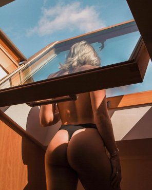 amateur photo Open window
