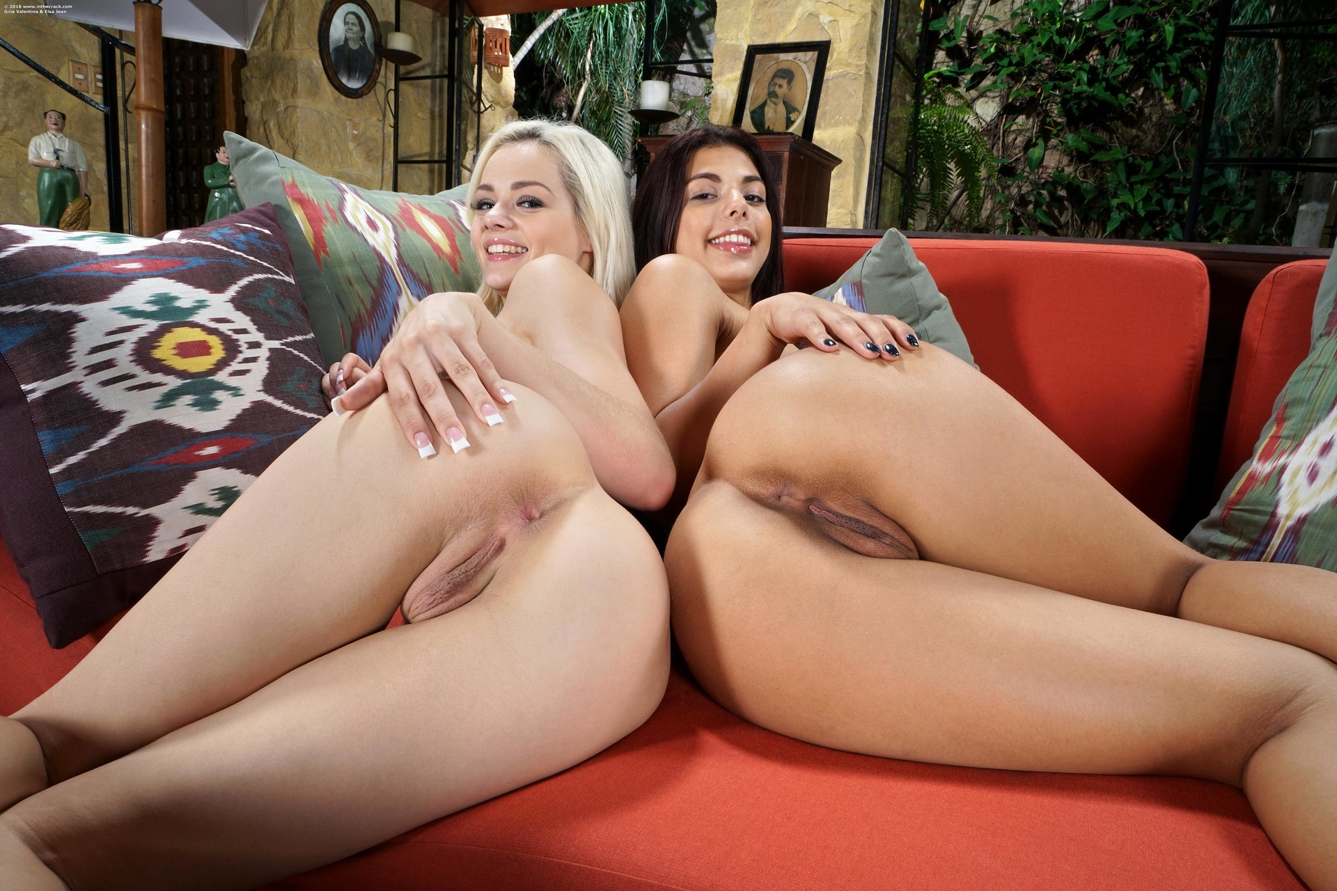 Riley Reid Elsa Jean Threesome