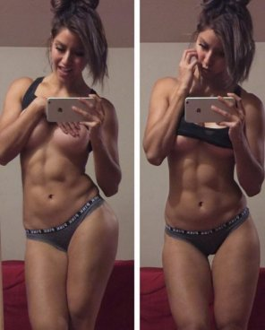 amateur photo Fit and Sexy