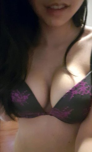amateur photo PictureCute bra
