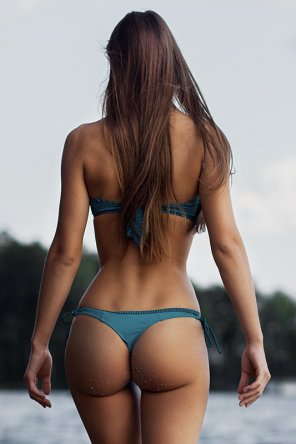 amateur photo Beautiful bikini