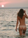 amateur photo Sunset