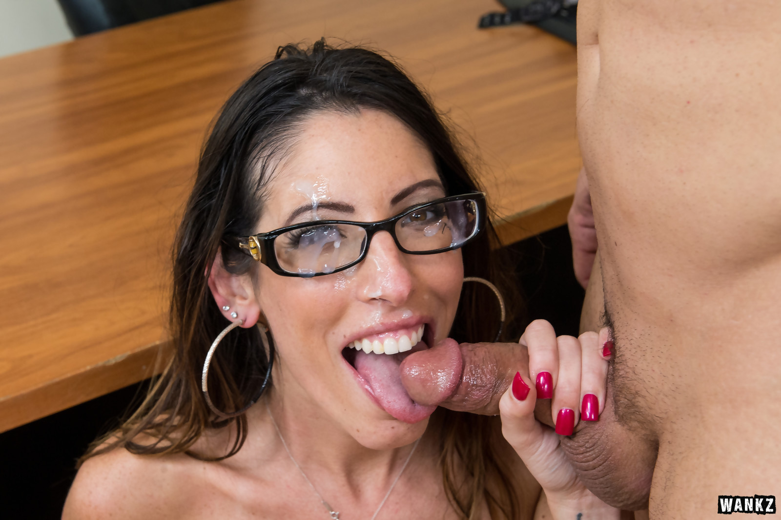 Catherine foxx blowjob to make things worse 9