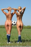 amateur photo Ready for world cup