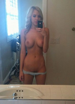 amateur photo Great selfie