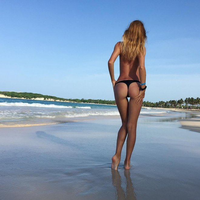 Paradise Porn Photo