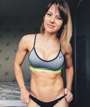 amateur photo Valeria Guznenkova