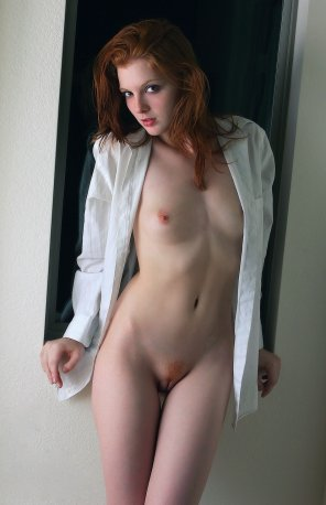 amateur photo Attractive and pale