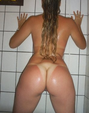 amateur photo Dream ass tanlines
