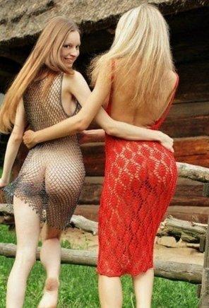 amateur photo Great dresses