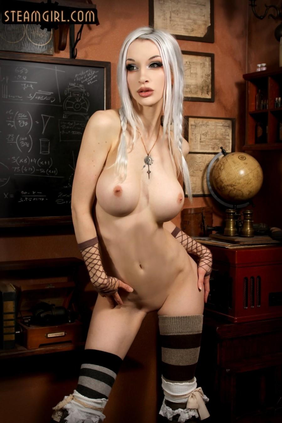steampunk porn