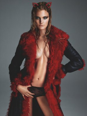 amateur photo Constance Jablonski