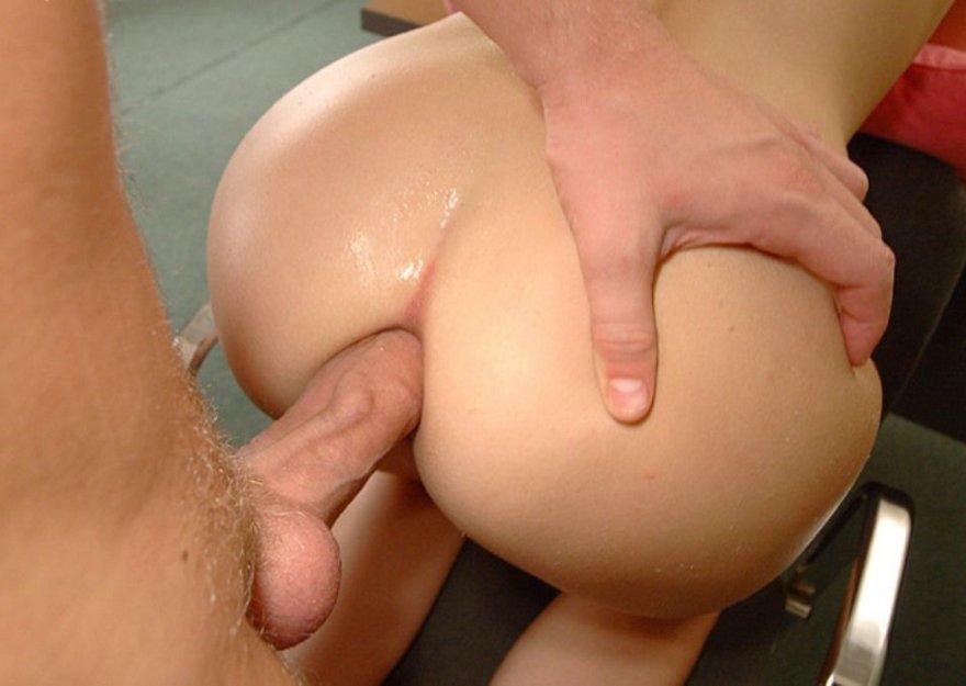 Deadbolted. Porn Photo