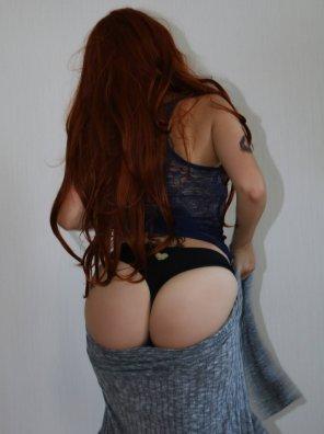 amateur photo Sexy Thong Ass