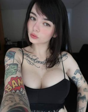 amateur photo Tits n Tats