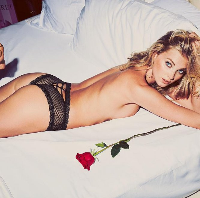 Elsa Hosk Porn Photo