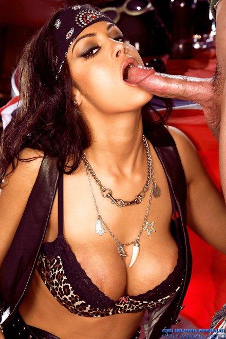 Gina Valentina Porn Photo