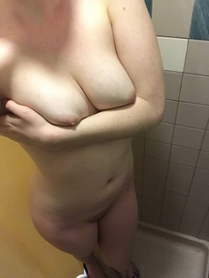 amateur photo Want to shower with me? 18[f]