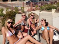 amateur photo Ladies Out for Memorial Day