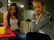 amateur photo 2 hotties waiting for you to cook