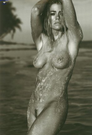 amateur photo Denise Richards