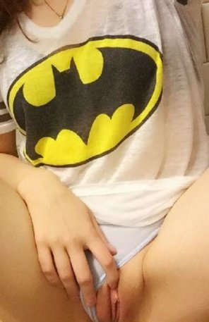 amateur photo Batman
