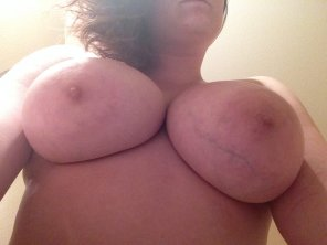 amateur photo Ready to be smothered?
