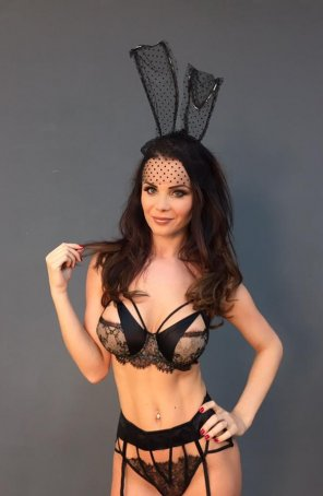 amateur photo Emma the bunny
