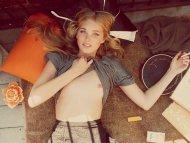 amateur photo Elsa Hosk
